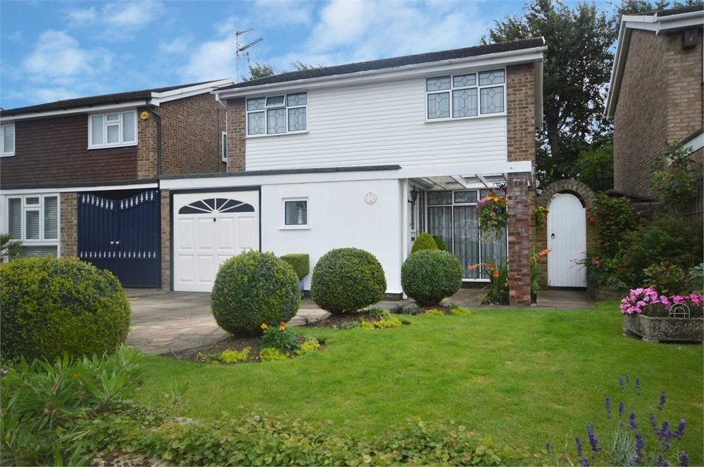 4 Bedrooms Detached House for sale in Windermere Close, West Dartford
