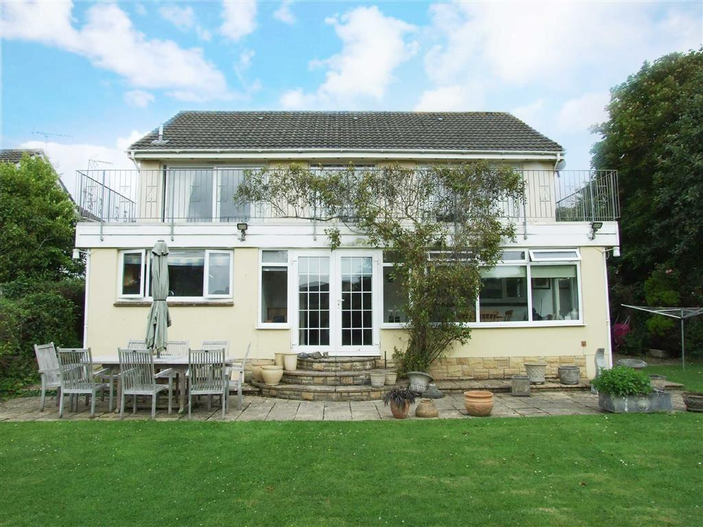 4 Bedrooms Detached House for sale in Lane End Close, Instow, Bideford, Devon, EX39