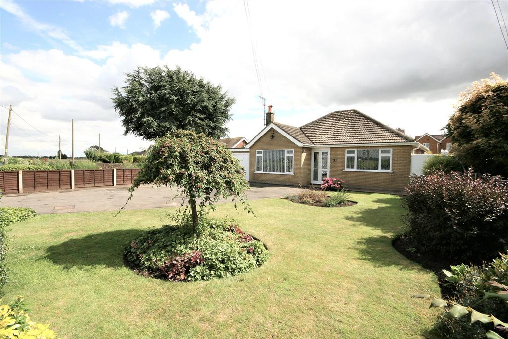 3 Bedrooms Detached Bungalow for sale in Badgate Road, Donington, PE11
