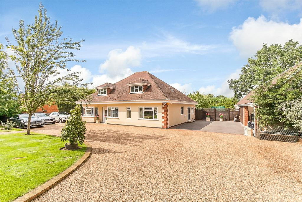 4 Bedrooms Detached House for sale in Billingbear, Wokingham, Berkshire