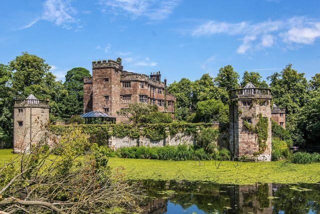 18 Bedrooms Castle Character Property for sale in The Square, Caverswall,Staffordshire Moorlands,