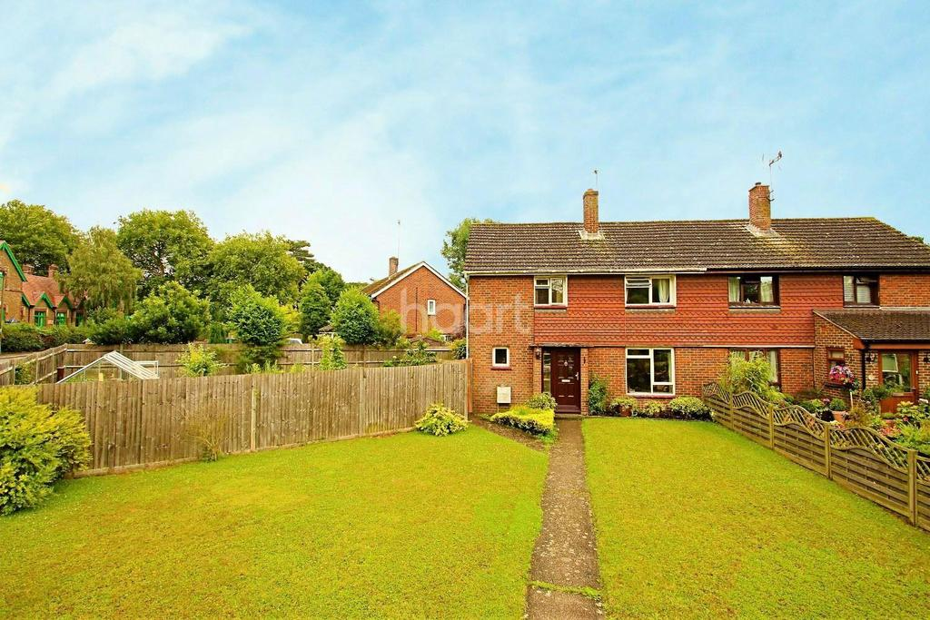 3 Bedrooms Semi Detached House for sale in Troys Mead, Hollingbourne, Maidstone, Kent ME17