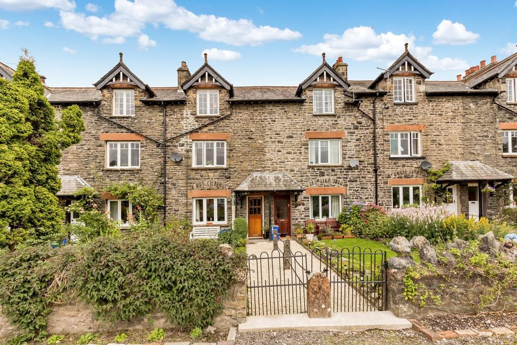 4 Bedrooms Terraced House for sale in Guldrey Terrace, Sedbergh