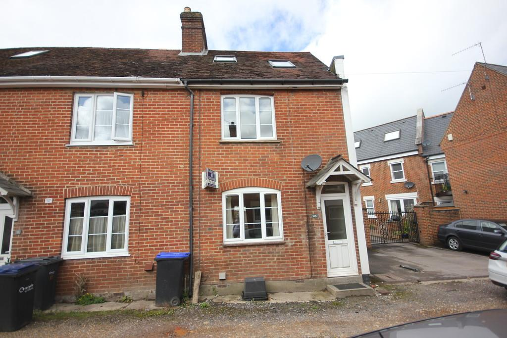 3 Bedrooms Semi Detached House for sale in OLD STREET, HARNHAM, SALISBURY, WILTSHIRE, SP2 8JL