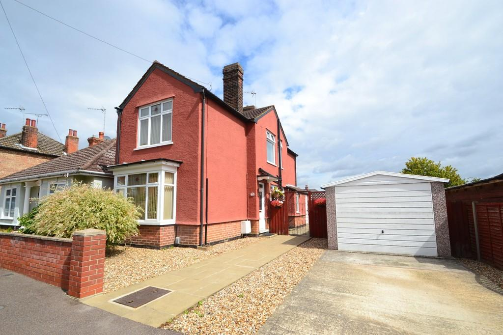 2 Bedrooms Detached House for sale in Hamilton Road, Ipswich, Suffolk, IP3 9AL