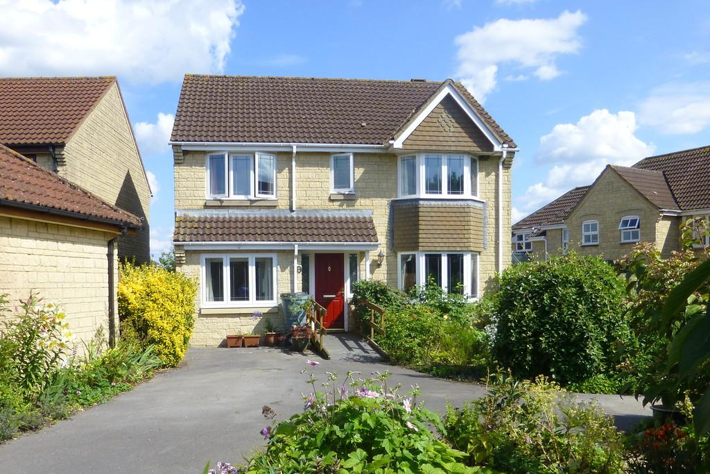 4 Bedrooms Detached House for sale in The Old Batch, Bradford on Avon