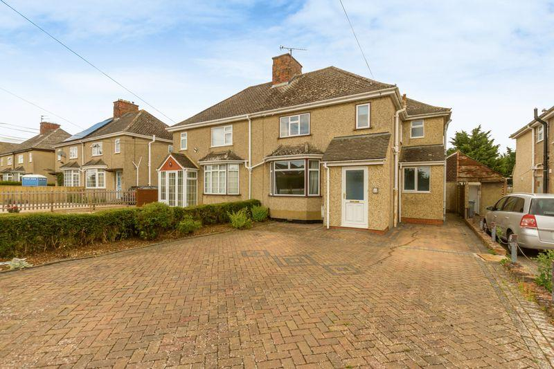 3 Bedrooms Semi Detached House for sale in Old Witney Road, Eynsham