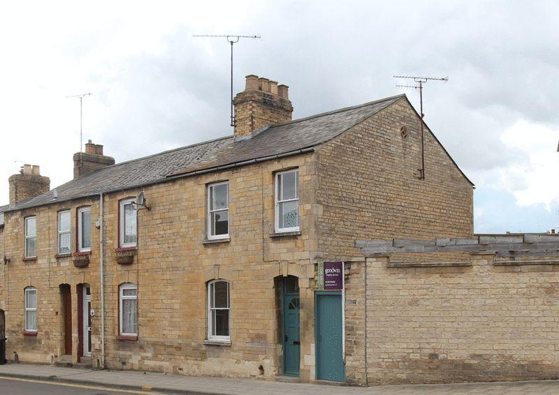 2 Bedrooms Terraced House for sale in Wharf Road, Stamford