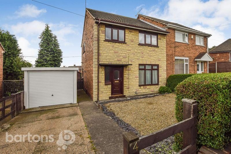 3 Bedrooms Semi Detached House for sale in Dickens Road, Rawmarsh, Rotherham