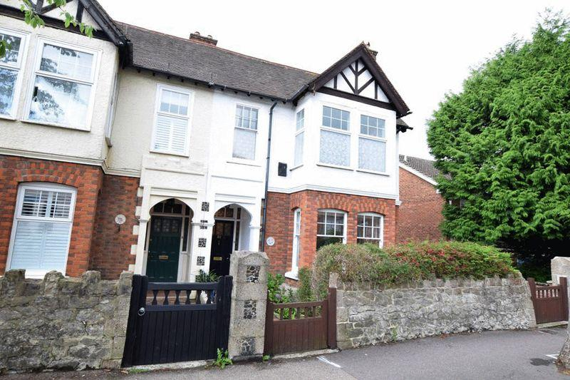 4 Bedrooms Semi Detached House for sale in St Lukes Road, Maidstone
