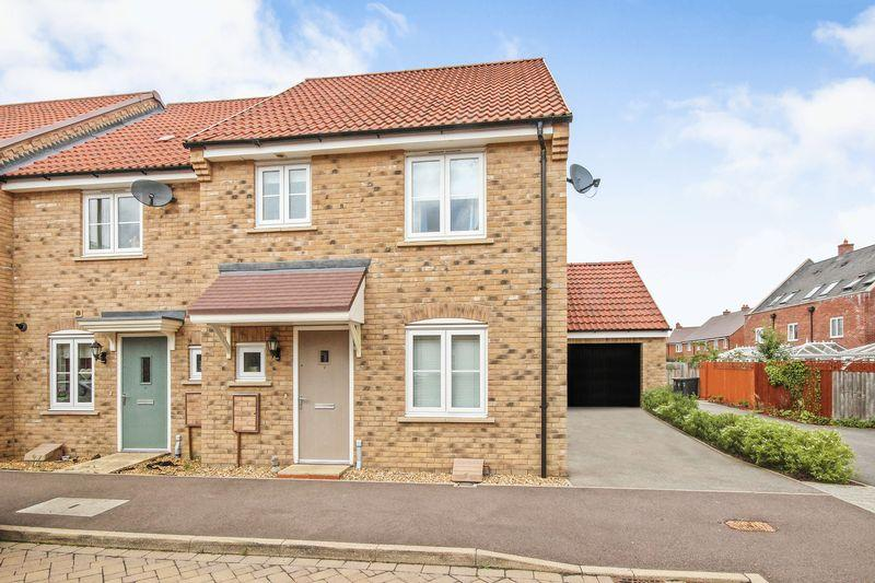 3 Bedrooms End Of Terrace House for sale in Little Owl Lane, Wixams