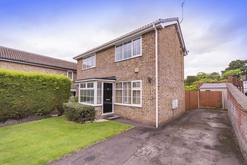 3 Bedrooms Detached House for sale in CALVER CLOSE, OAKWOOD