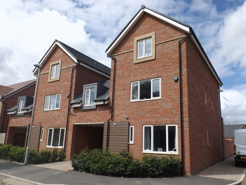 4 Bedrooms End Of Terrace House for sale in Cheviot Way, Morpeth