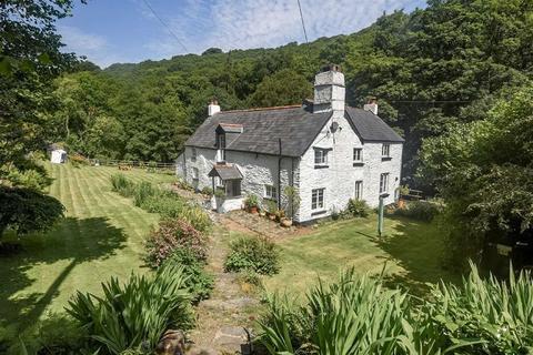 4 bedroom detached house for sale - Rockford, Exmoor, Lynton, Devon, EX35