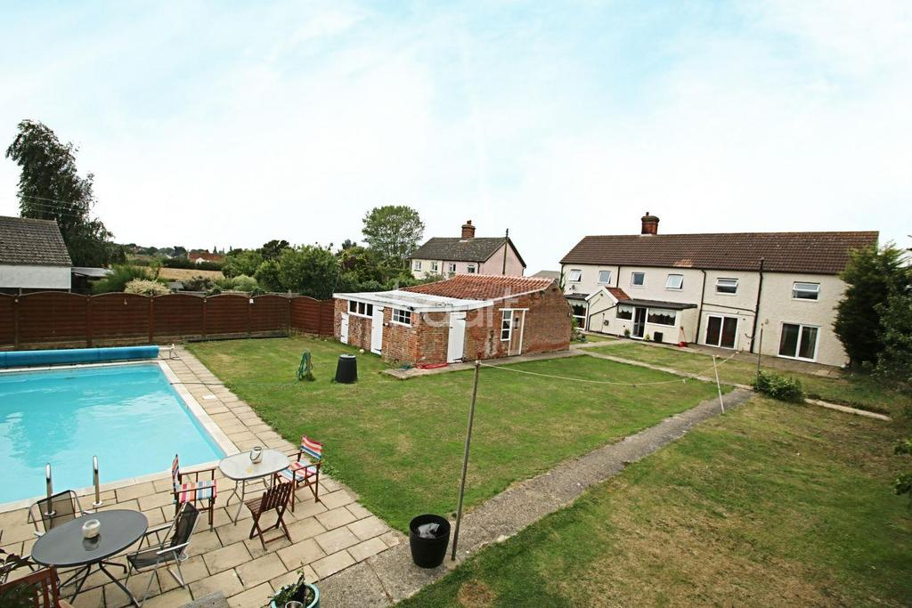 7 Bedrooms Detached House for sale in Old London Road, Ipswich