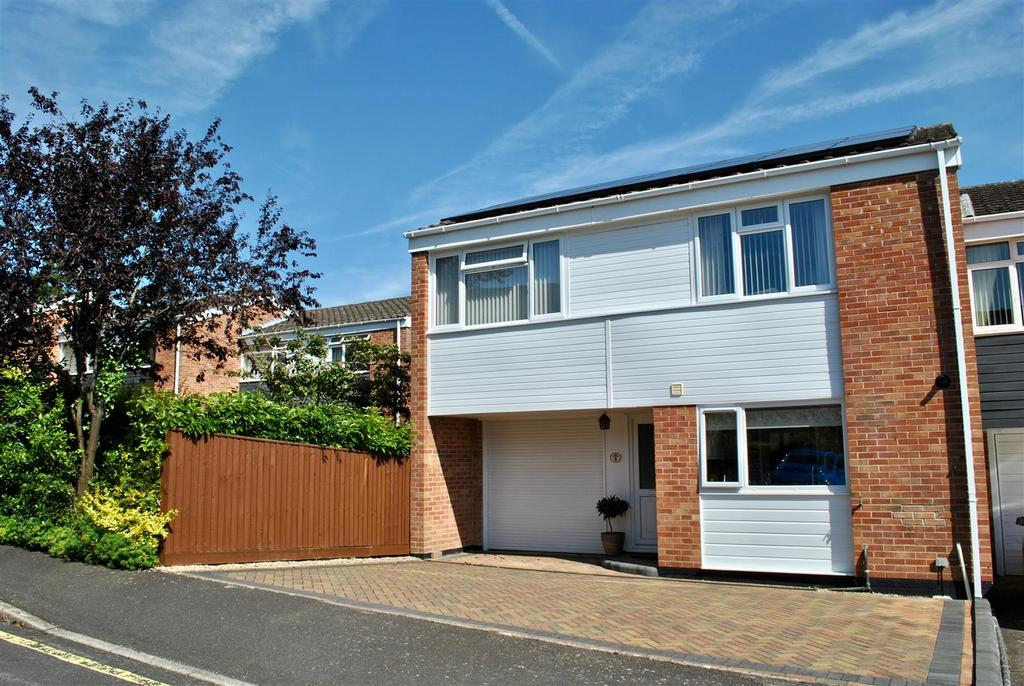 3 Bedrooms End Of Terrace House for sale in Broadlands Rise, Taunton