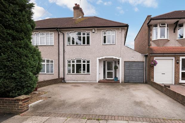 4 Bedrooms Semi Detached House for sale in Whitfield Road, Bexleyheath, DA7
