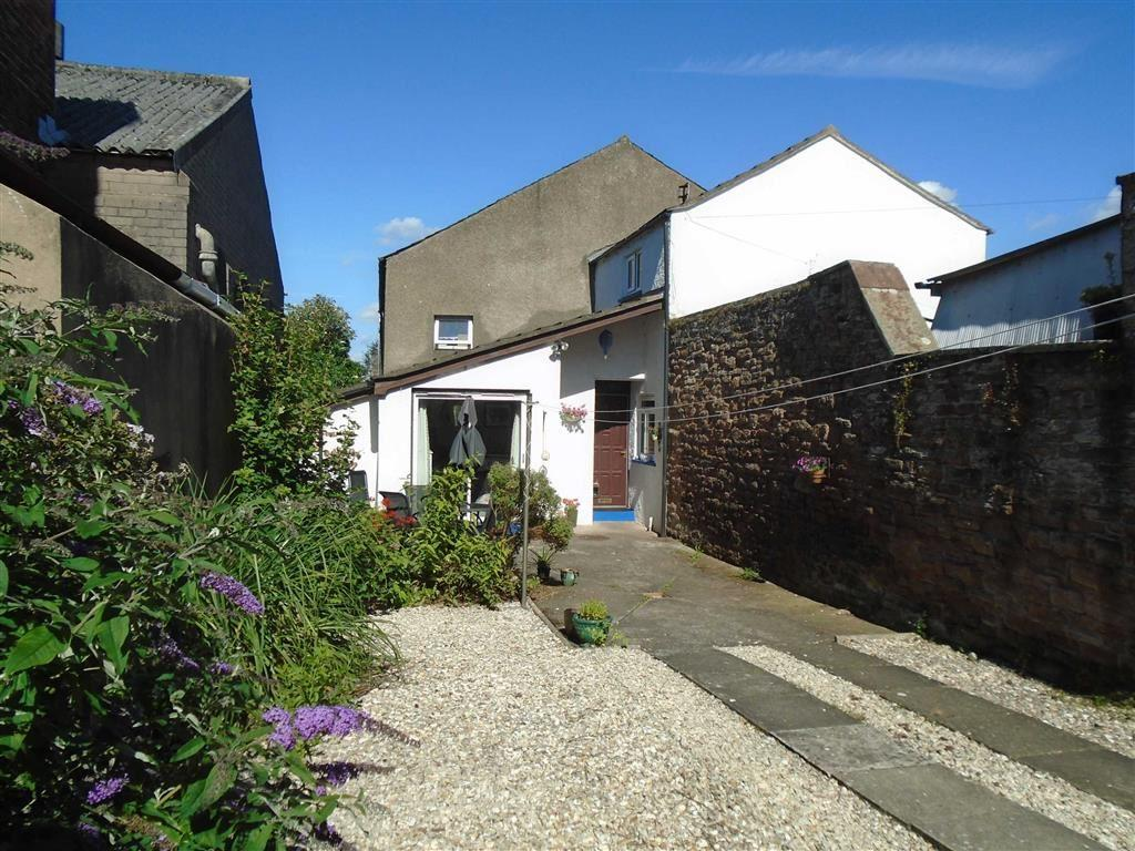 2 Bedrooms Cottage House for sale in Proctors Square, Wigton, Cumbria