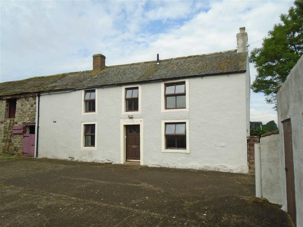 3 Bedrooms Farm House Character Property for sale in Hesket Newmarket, Wigton, Cumbria