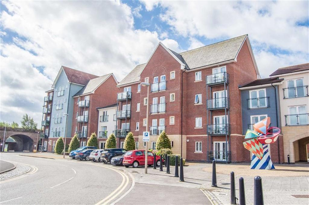 2 Bedrooms Apartment Flat for sale in Saddlery Way, Chester, Chester