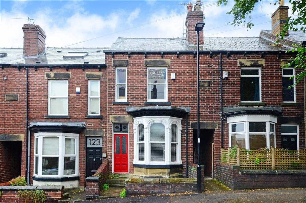 3 Bedrooms Terraced House for sale in 125, Hunter House Road, Hunters Bar, Sheffield, S11