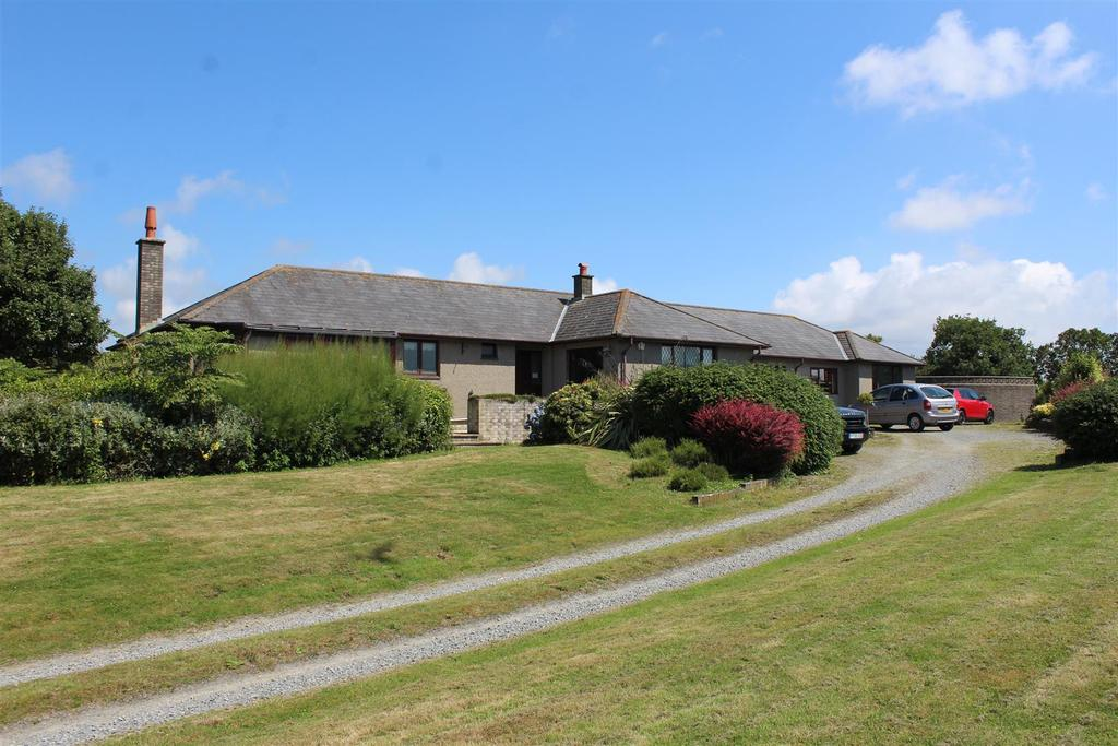 4 Bedrooms Detached Bungalow for sale in Heanton, Braunton
