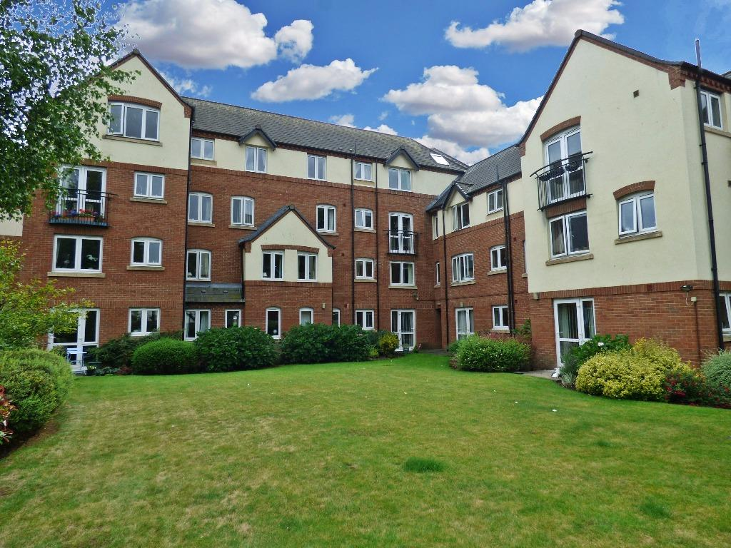 1 Bedroom Retirement Property for sale in Watkins Court, Old Mill Close, Off Friars Street, Hereford