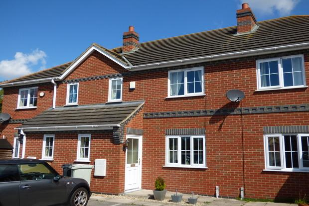 3 Bedrooms Terraced House for sale in Woolpack Meadows, North Somercotes, Louth, LN11