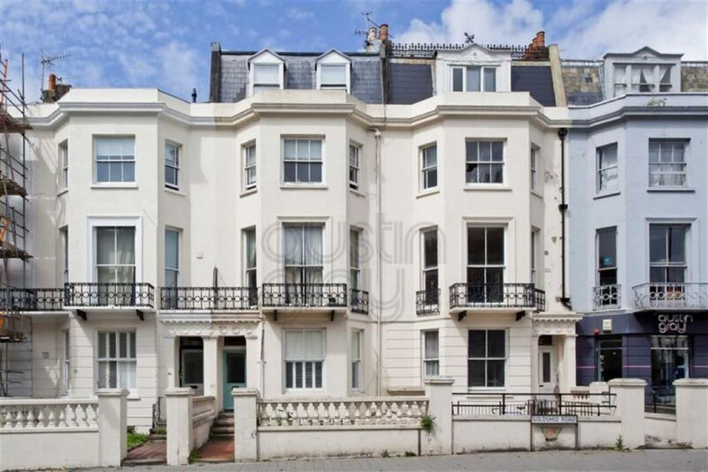 1 Bedroom House for sale in Goldsmid Road, Hove, East Sussex