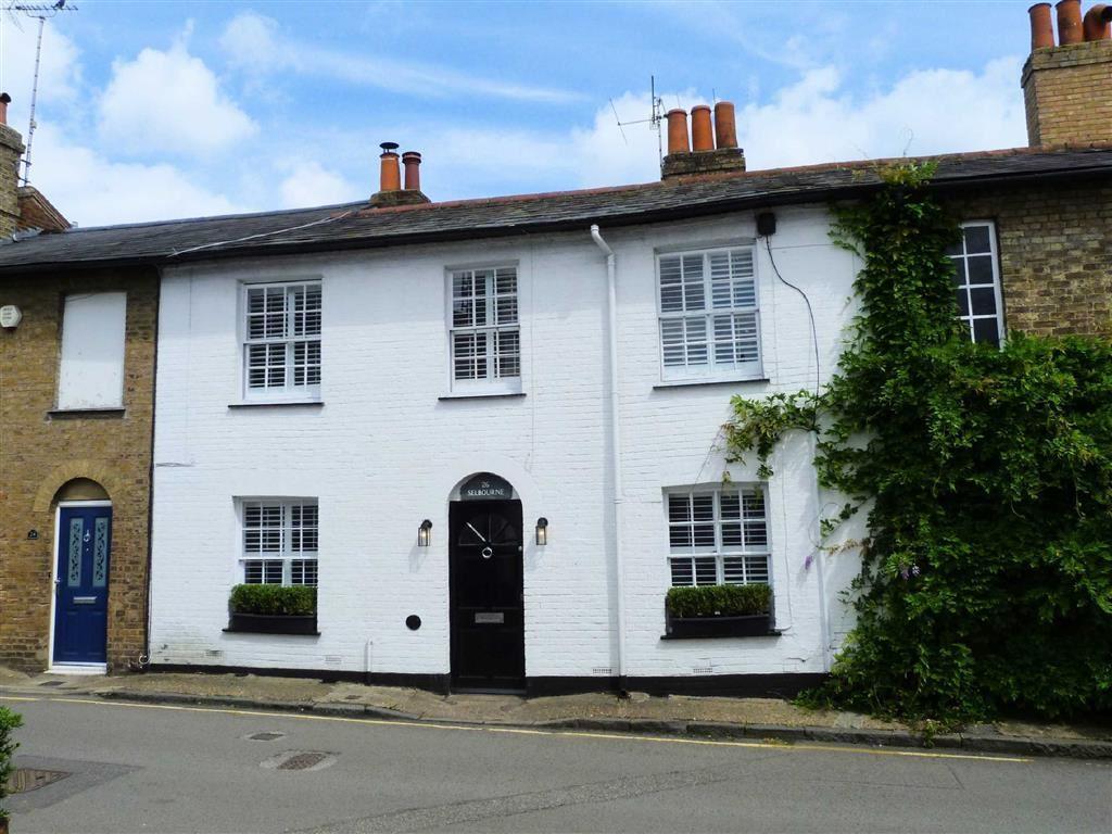 3 Bedrooms Terraced House for sale in Mill Lane, Welwyn Village