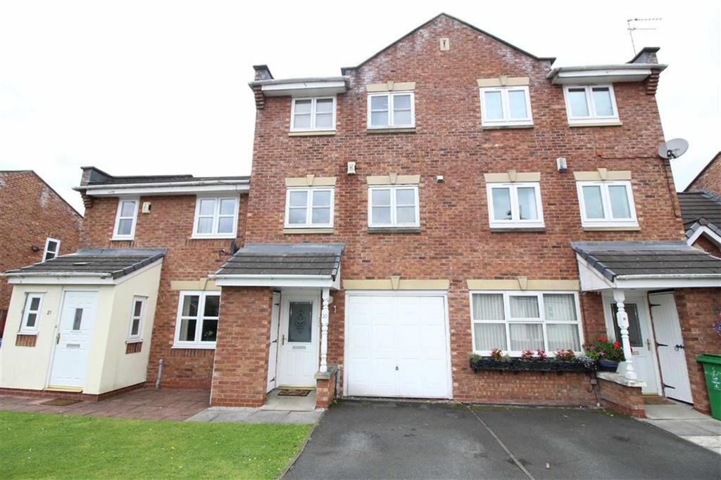 3 Bedrooms Town House for sale in Woodacre, Manchester