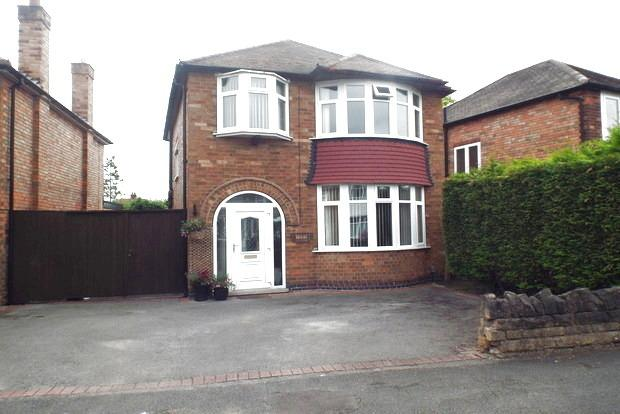 3 Bedrooms Detached House for sale in Woodhall Road, Nottingham, NG8