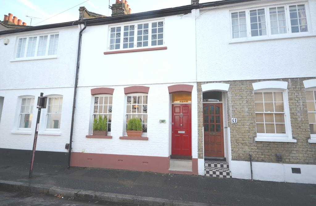 2 Bedrooms Terraced House for sale in Straightsmouth Greenwich SE10