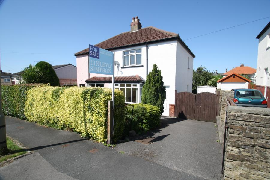 2 Bedrooms Semi Detached House for sale in WEST VIEW AVENUE, BURLEY IN WHARFEDALE, LS29 7LF
