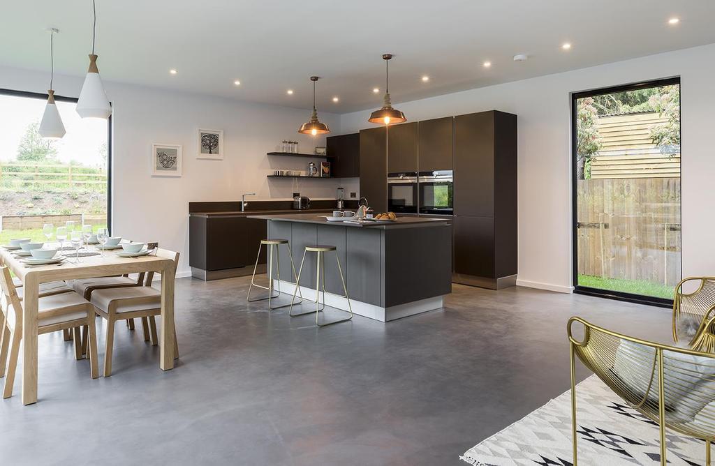 4 Bedrooms Detached House for sale in THE FORSTAL, Lenham Heath