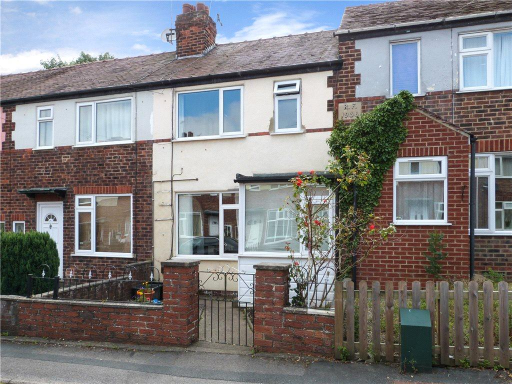 2 Bedrooms Terraced House for sale in Queens Road, Knaresborough, North Yorkshire