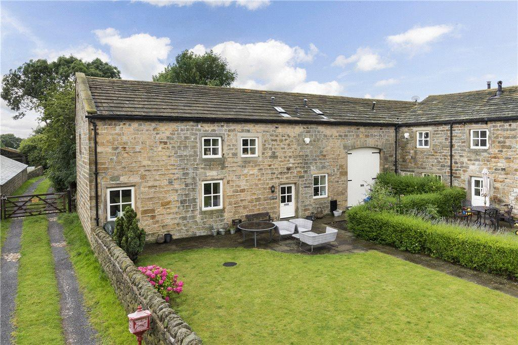 4 Bedrooms Barn Conversion Character Property for sale in South Barn, Clifton Lane, Newall With Clifton, Otley