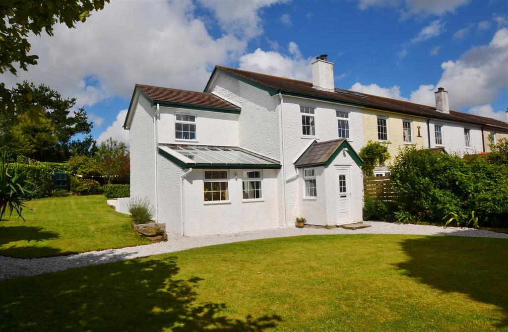 3 Bedrooms Cottage House for sale in Antron Hill, Mabe Burnthouse, Penryn