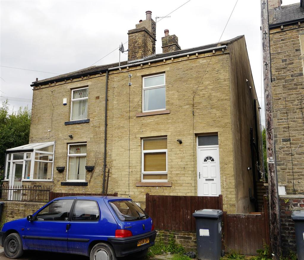 1 Bedroom Terraced House for sale in Pyrah Street, Wyke, Bradford, BD12 9HP