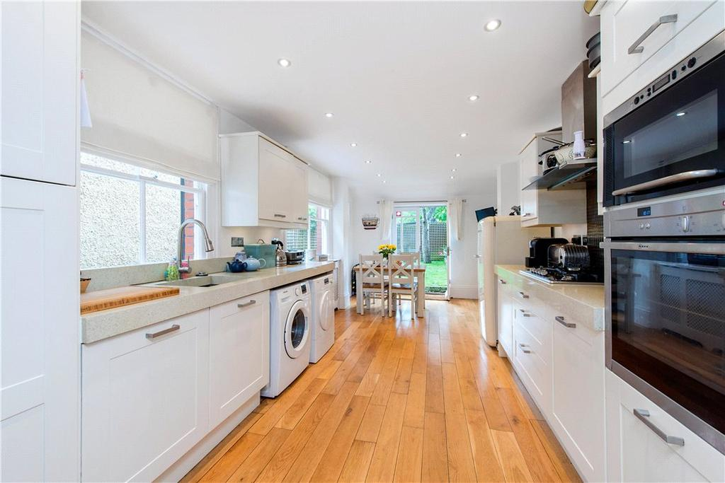4 Bedrooms Terraced House for sale in North Road, Berkhamsted, Hertfordshire, HP4