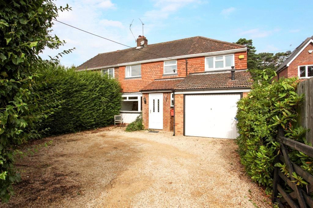 4 Bedrooms Semi Detached House for sale in New Road, Ascot, Berkshire, SL5