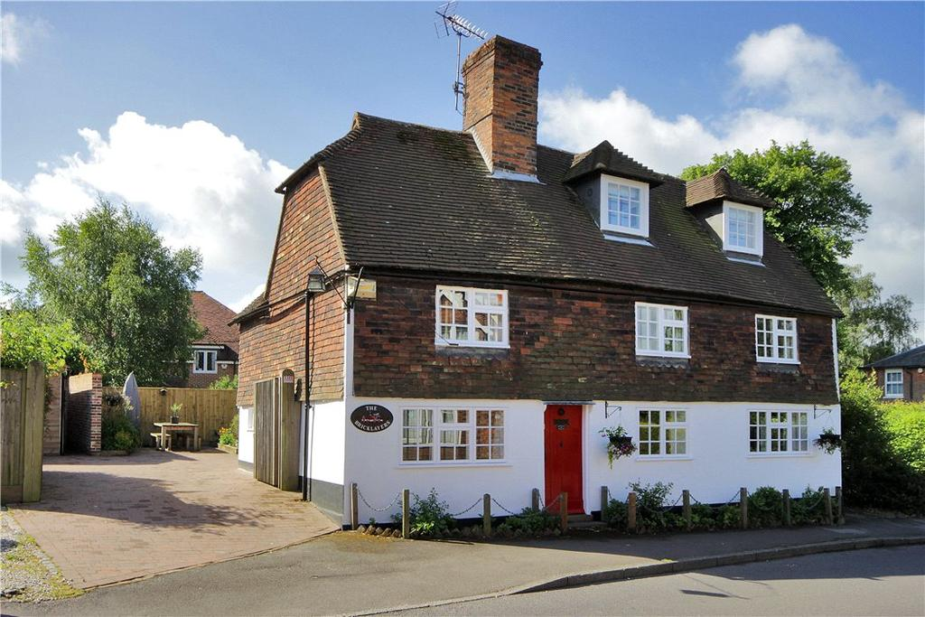 4 Bedrooms Semi Detached House for sale in West Road, Goudhurst, Cranbrook, Kent, TN17