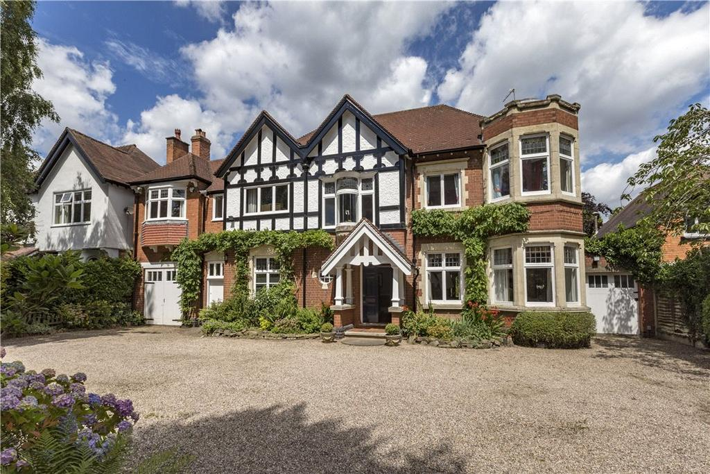7 Bedrooms Town House for sale in Alderbrook Road, Solihull, West Midlands, B91