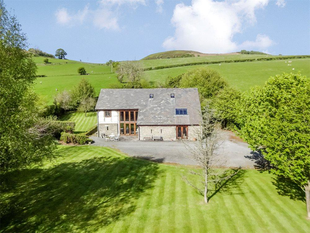 4 Bedrooms Detached House for sale in Newchurch, Kington, Herefordshire, HR5