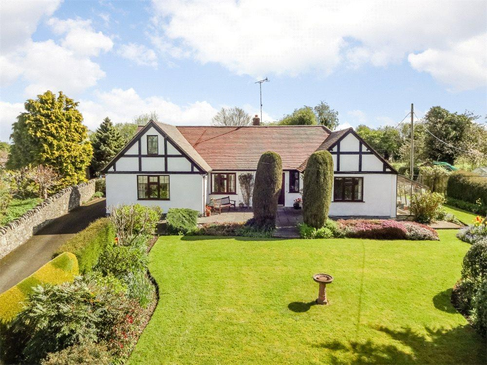 5 Bedrooms Detached House for sale in Hereford Road, Weobley, Hereford, HR4