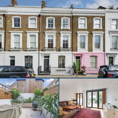 5 bedroom house to rent - Chalcot Road, Primrose Hill, London, NW1