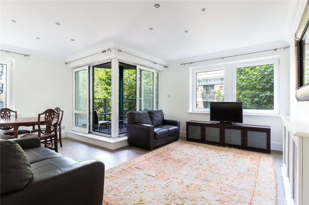 2 Bedrooms Flat for sale in Beckford Close, Kensington, London