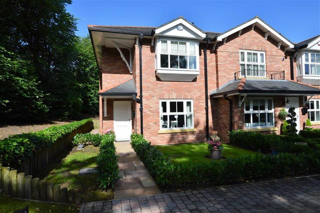 3 Bedrooms Mews House for sale in St Annes Gardens, Bowdon, Cheshire, WA14