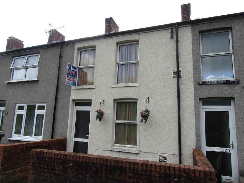 2 Bedrooms Terraced House for sale in Canal Side, Aberdulais, Neath, Neath Port Talbot.