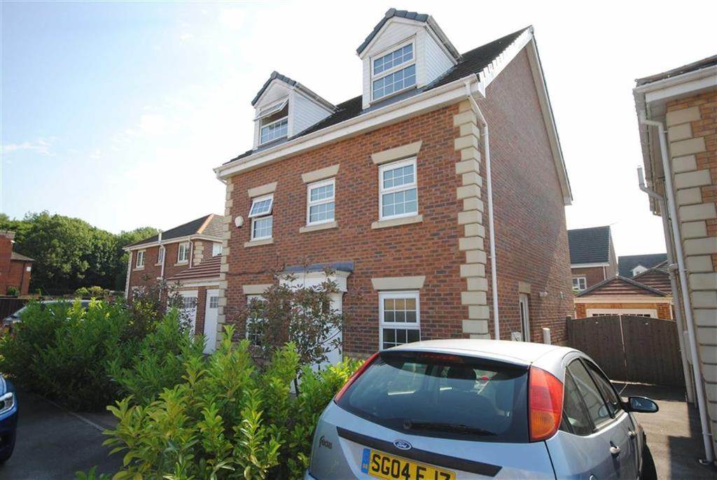 5 Bedrooms Detached House for sale in Queens Court, Great Preston, Leeds, LS26